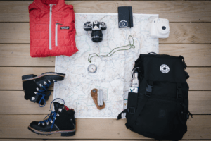 affaires de voyage