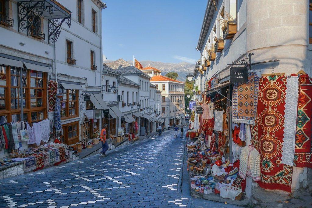 marche albanie